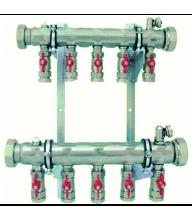Промышленный коллектор и распределитель рассола Hansa I-FBH-KK-KLV 25 (32)