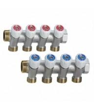 Распределительные коллектора для водоснабжения